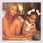 Celeb News: Beyoncé Shares Adorable Pics of Blue Ivy From Italian Vacation