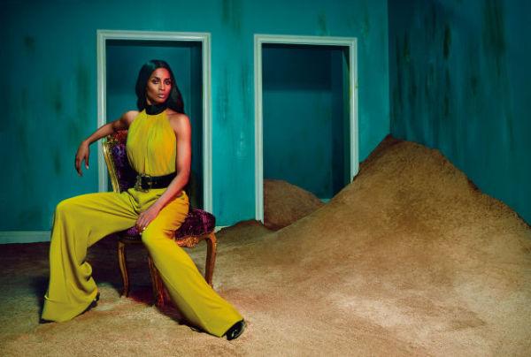 Ciara Roberto Cavalli Image 4
