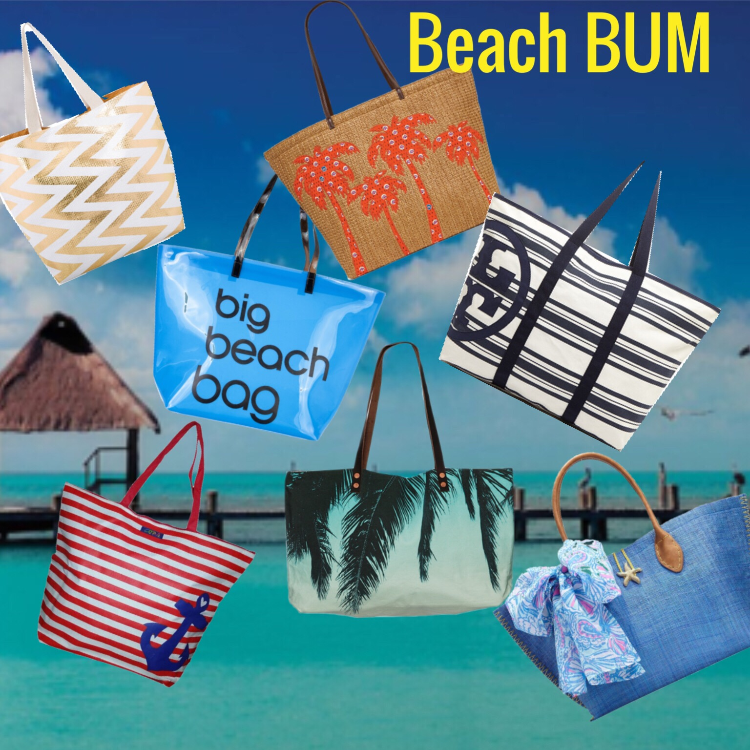 BlackGlamourMom Trend Alert: Beach Bum