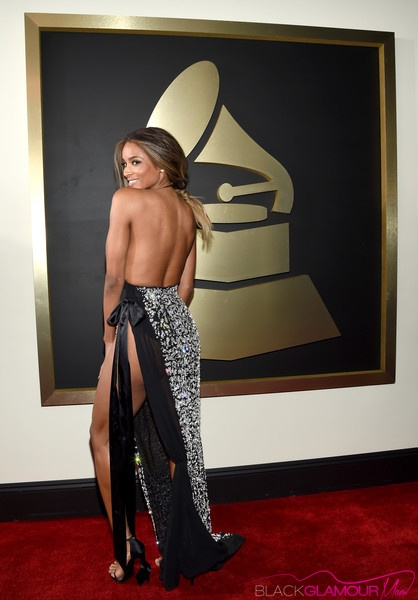 Ciara Grammy 2016 four