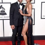 Ciara Shows Off Major Leg Action on Grammy's Red Carpet