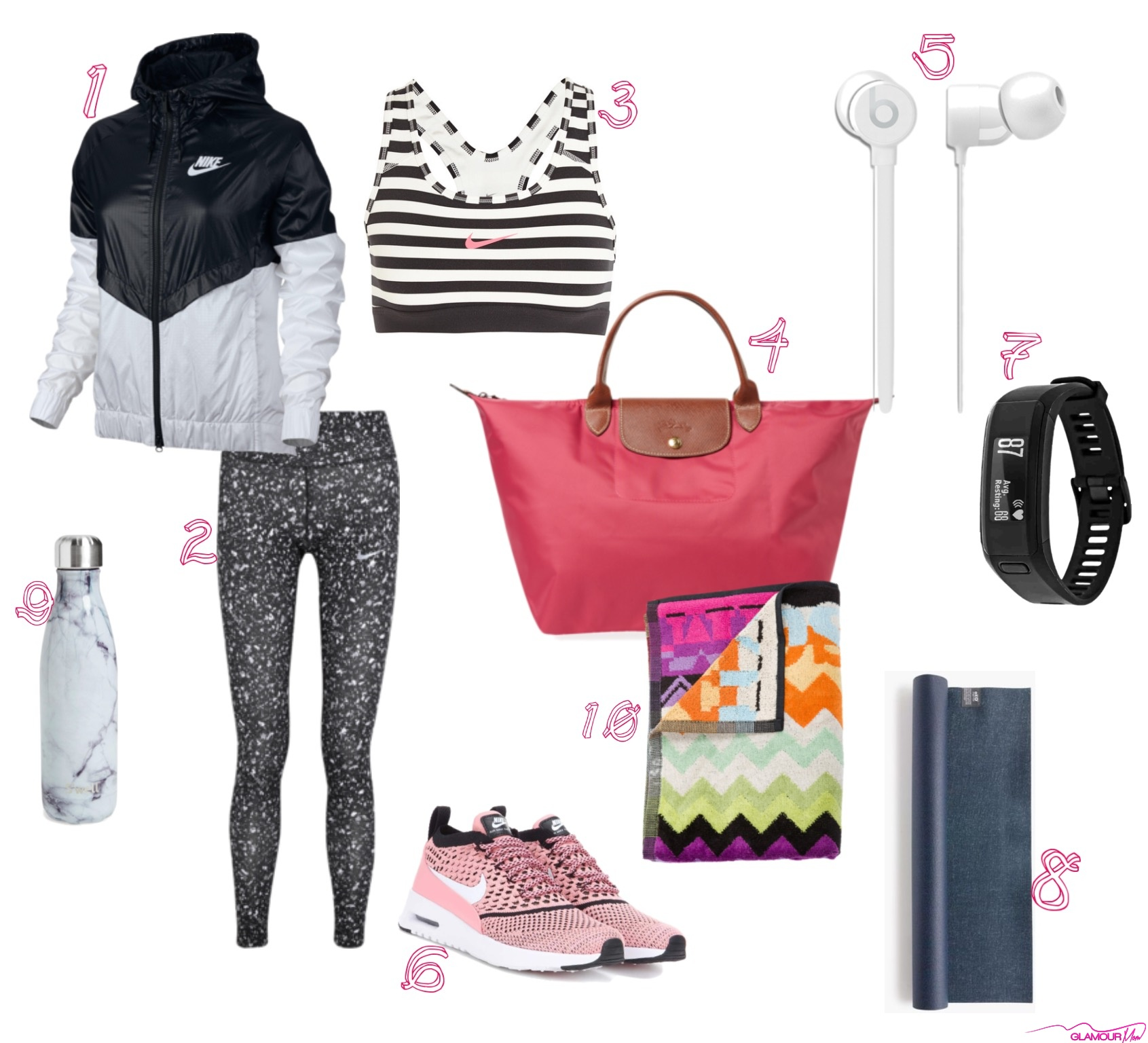 Spring Workout Gear That Will Have You Running To The Gym