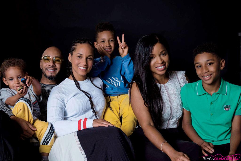 Celeb BlackGlamourMom Mashonda Tifere Talks Happy + Harmonious Co-Parenting In New Book