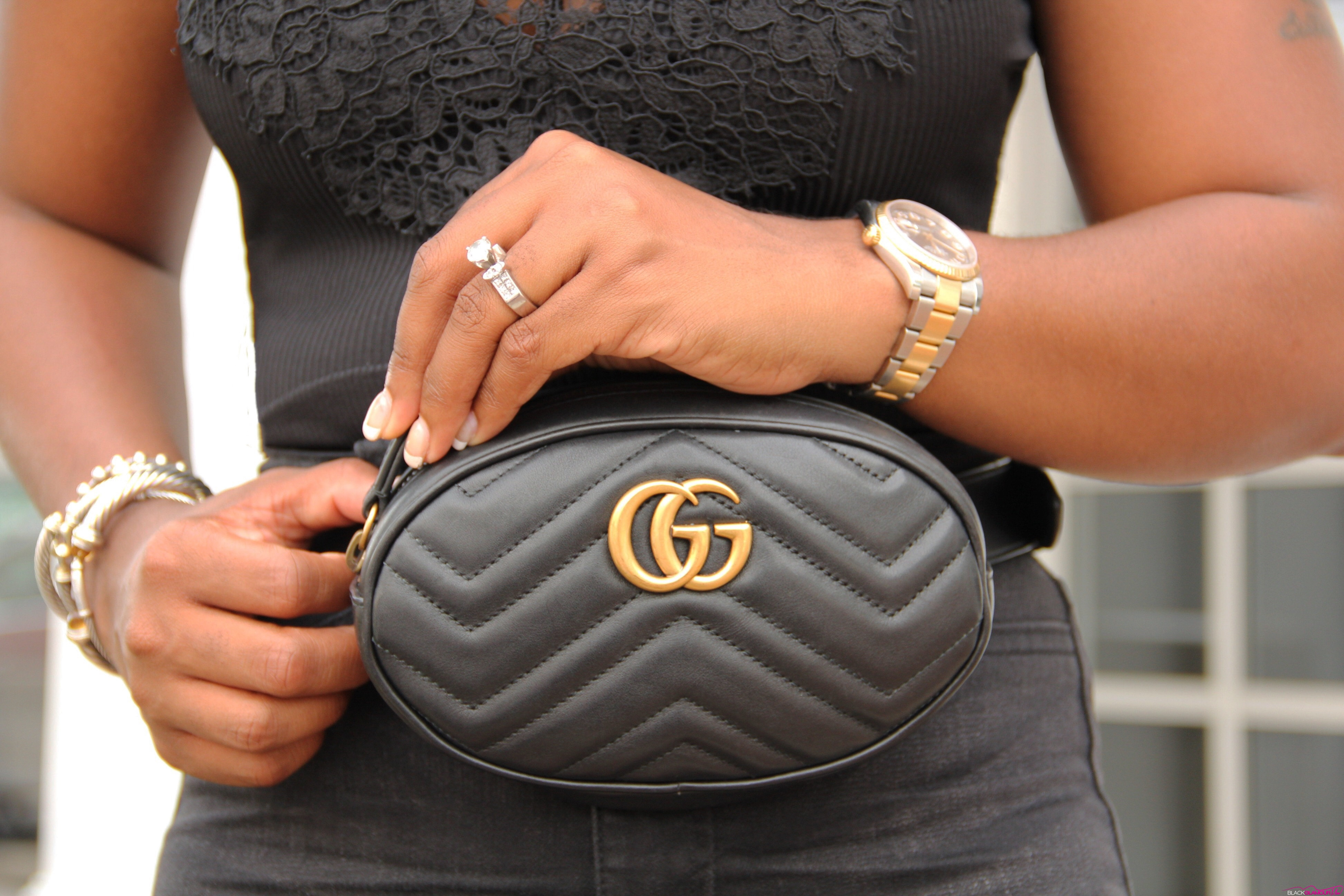 The Belt Bag: Glam Mommy Must-Have